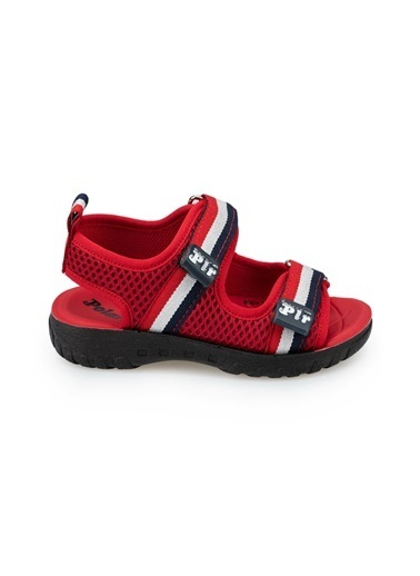 Polaris Sandalet Kırmızı